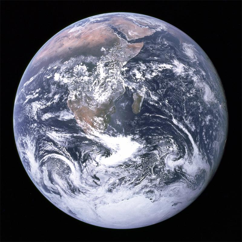 Земля: уникальна во всей Вселенной