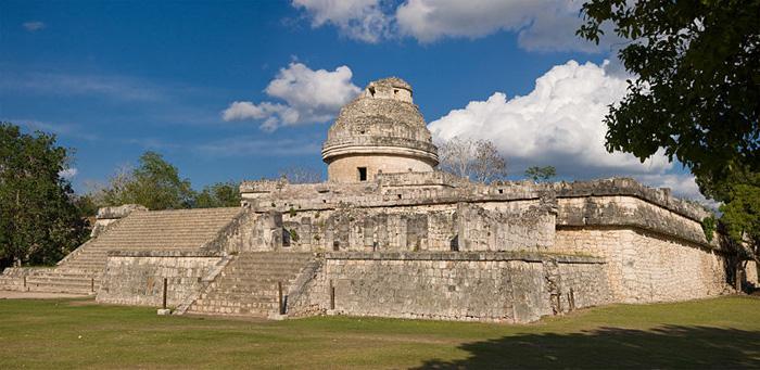 древние люди обсерватория