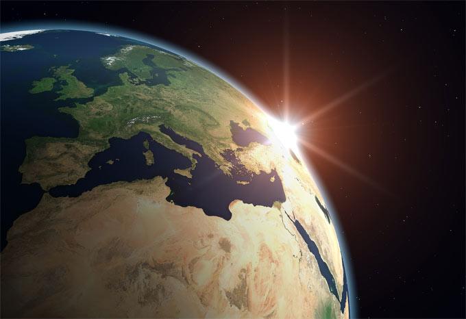Сотворение: как Бог это сделал?